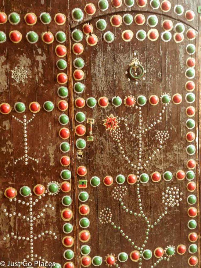 marrakech studded door