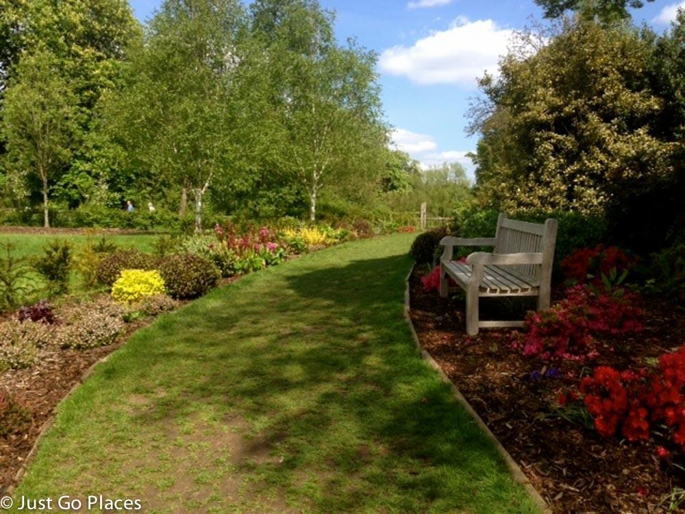 Hever Gardens