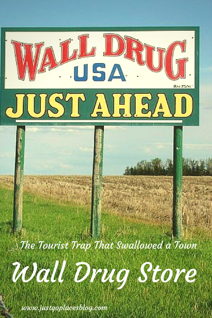 Wall Drug Store in South Dakota