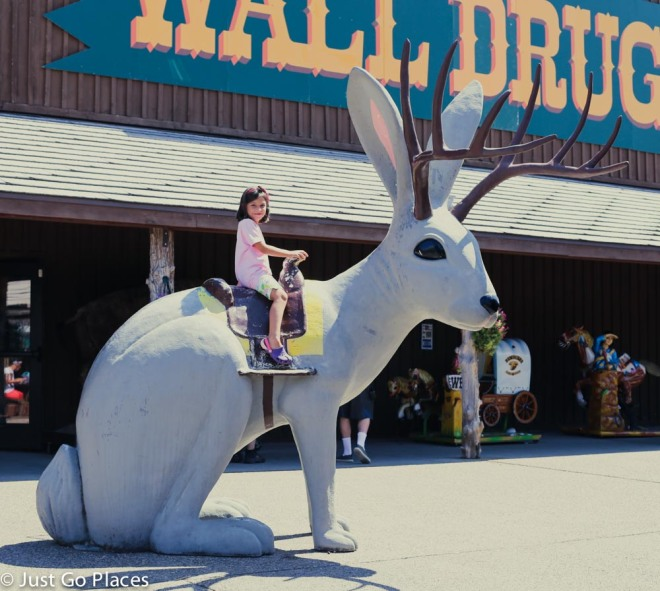 Wall Drug rabbit