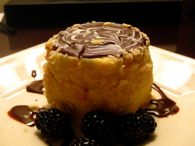 Boston Cream Pie at the Parker House Hotel