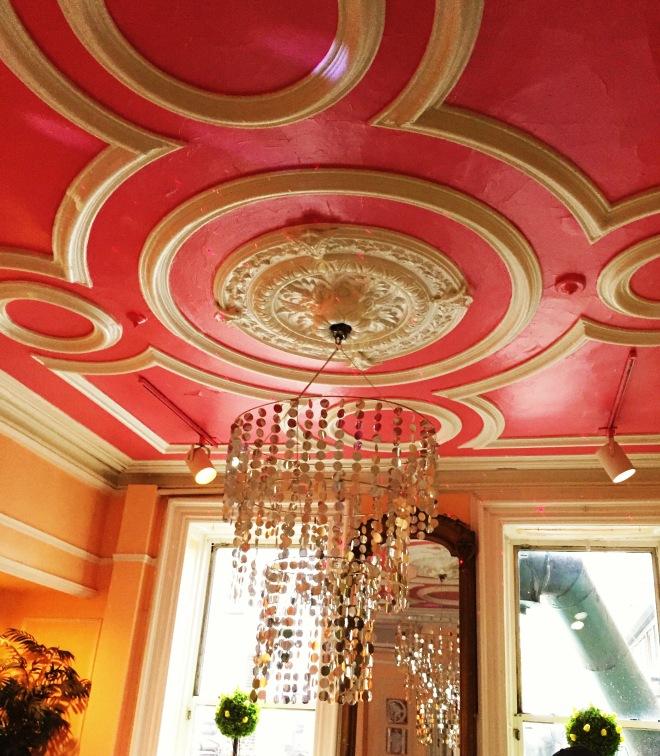 serendipity III ceiling
