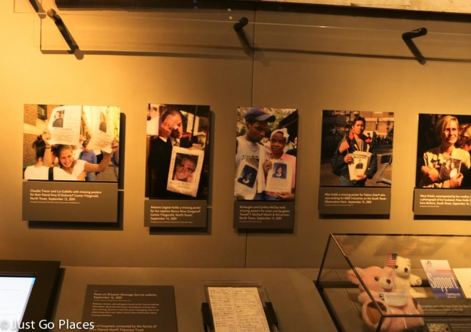9/11 museum missing posters