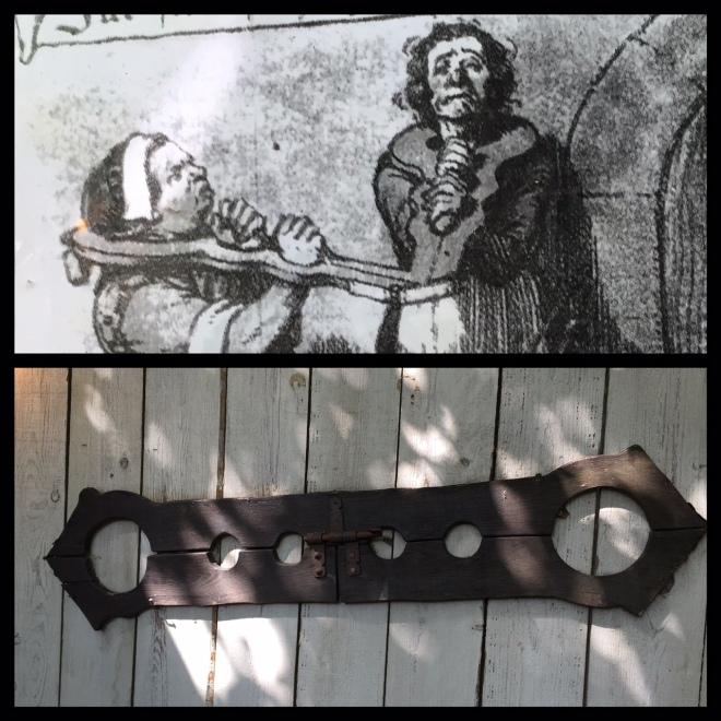 neck violin inquisition museum
