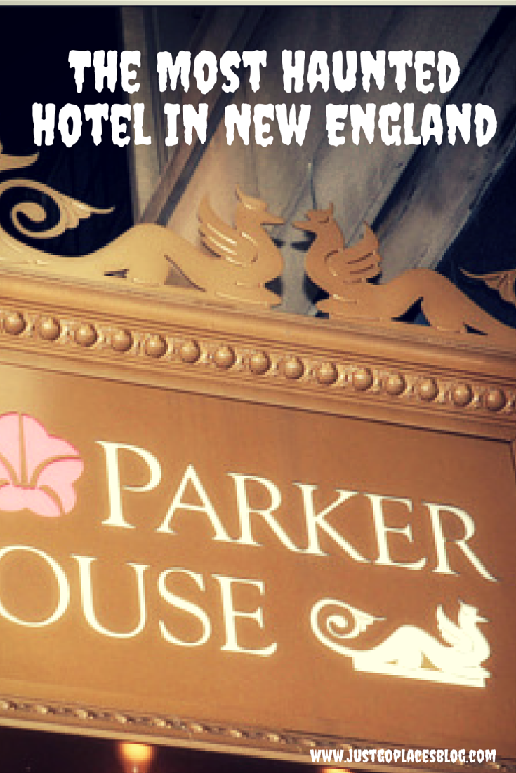 The Omni Parker House Hotel in Boston, the most haunted hotel in New England