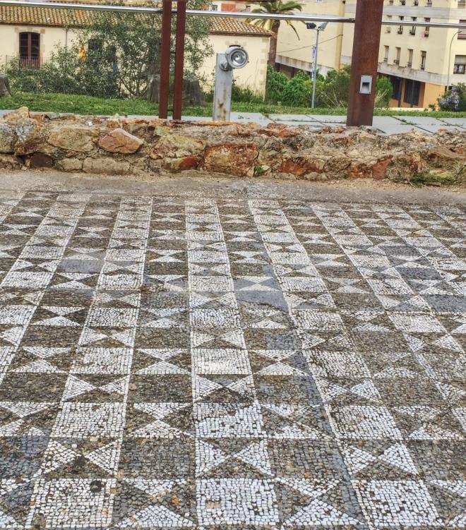 roman villa mosaics