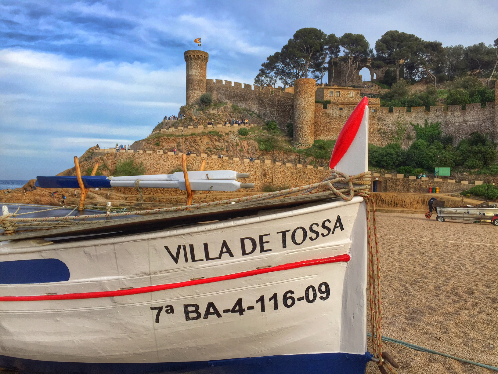 tossa de mar bachfront
