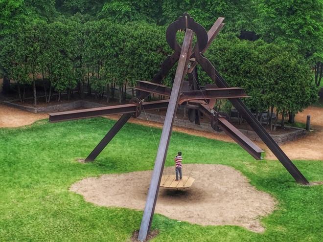 Arikidea Minneapolis Sculpture Garden