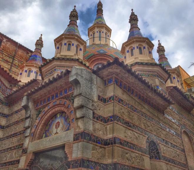 Lloret the parish church of sant roma