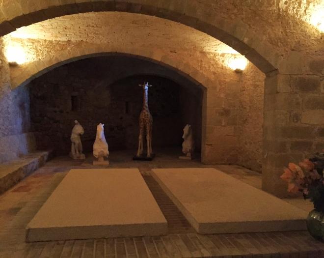 Gala Dali Crypt