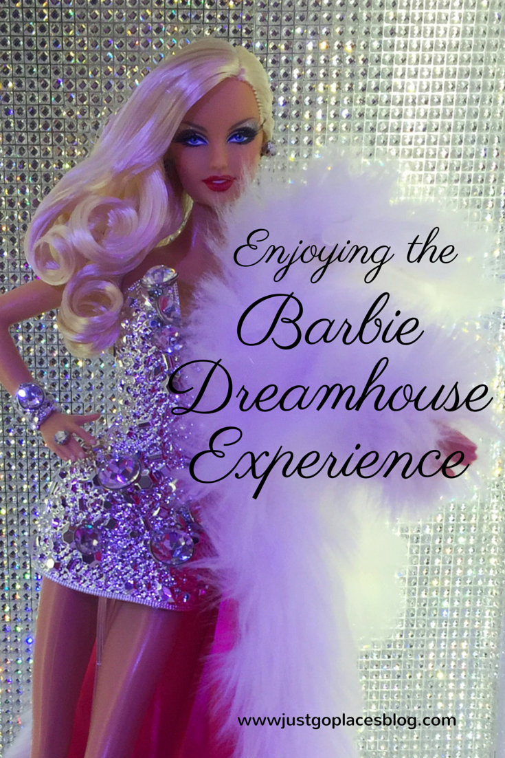Visiting the Barbie Dreamhouse Experience at the Mall of America in Minneapolis