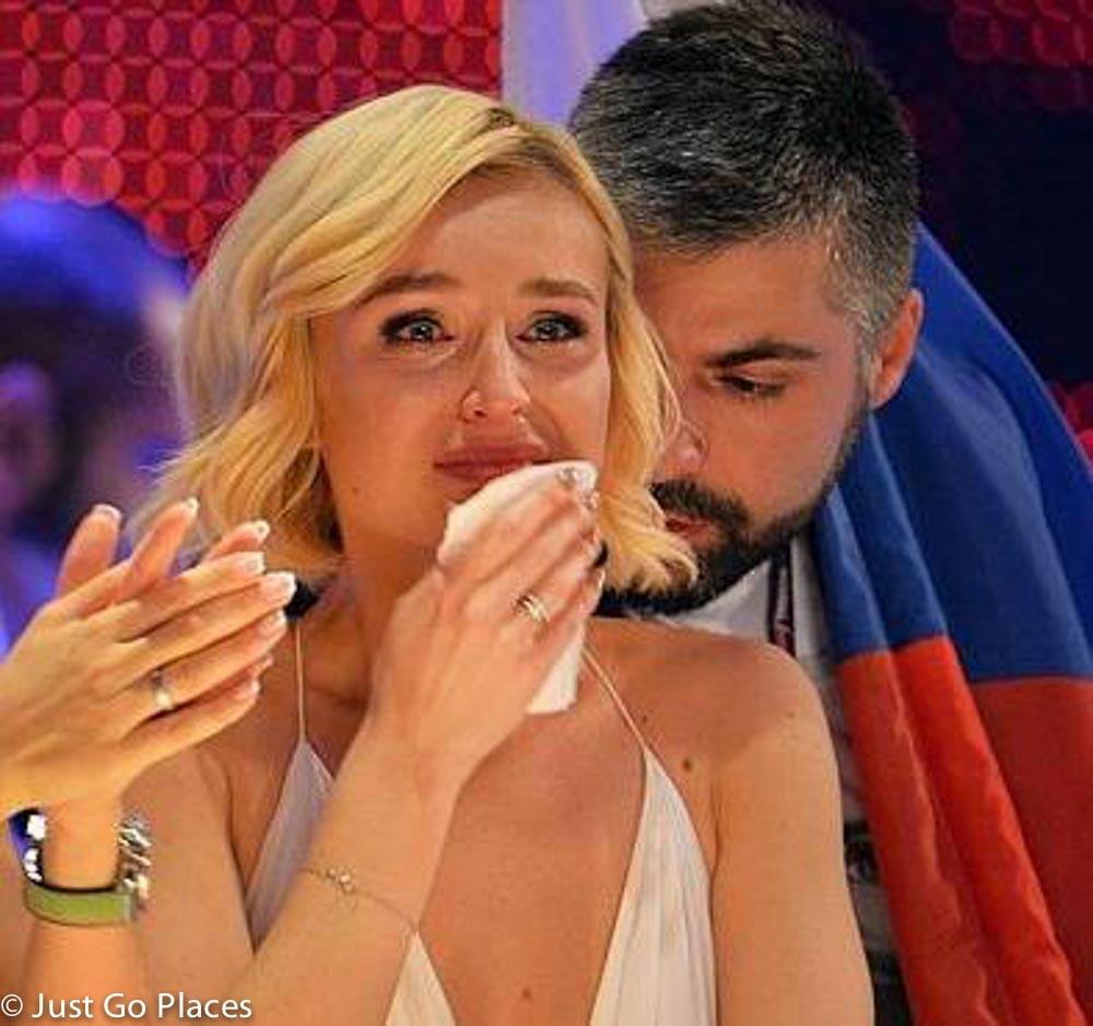 Eurovision Russian singer