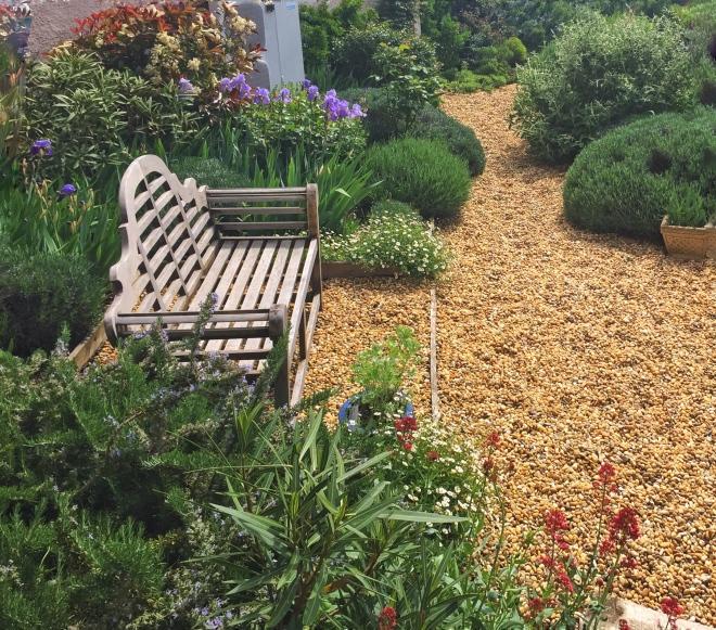 Maison Laurent garden