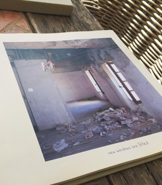 maison laurent refurbishment book