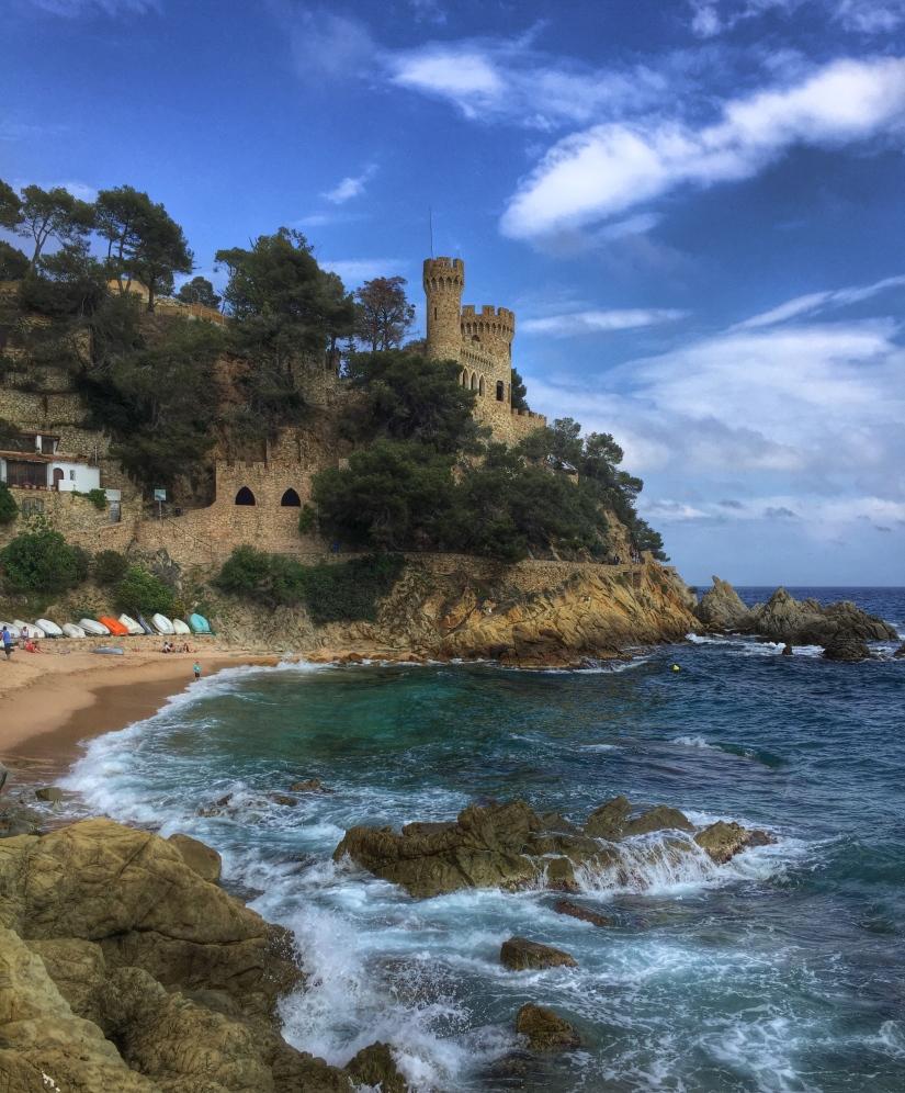lloret de mar castle