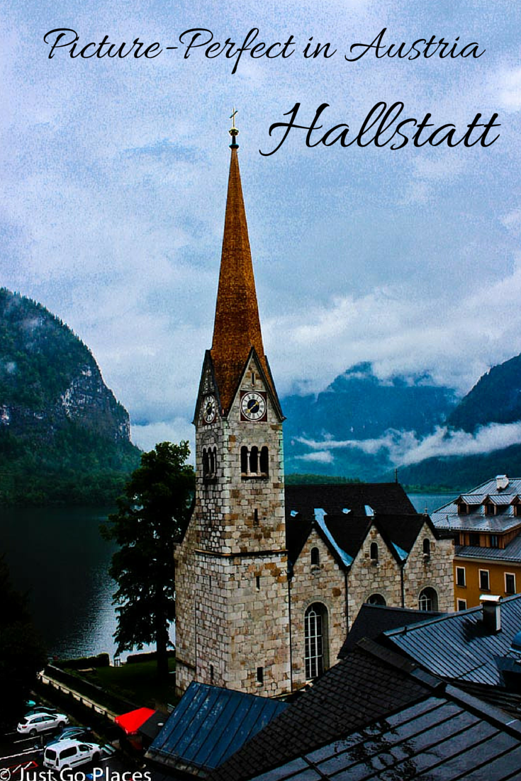 Hallstatt Austria is a picture perfect town