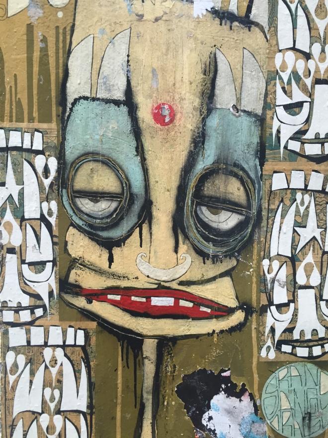 Covent Garden street art