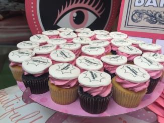 Benefit cupcakes