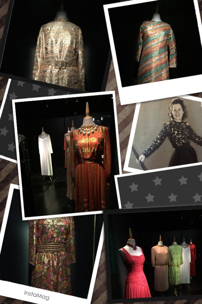 Gala Dali clothes