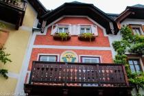 Hallstatt picturesque Austrian village