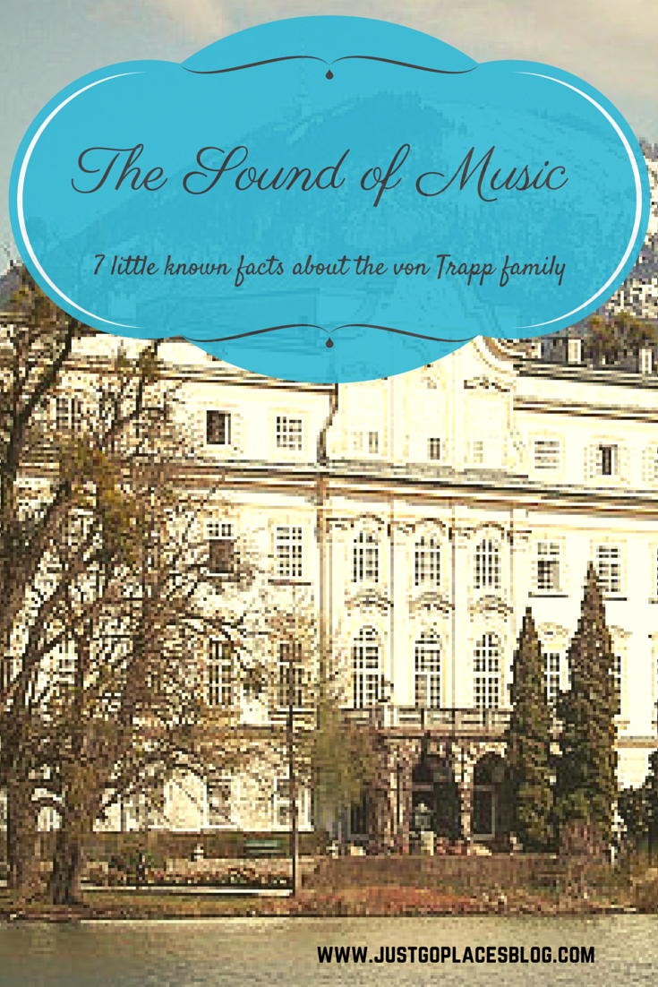 Sound of Music home in Salzburg