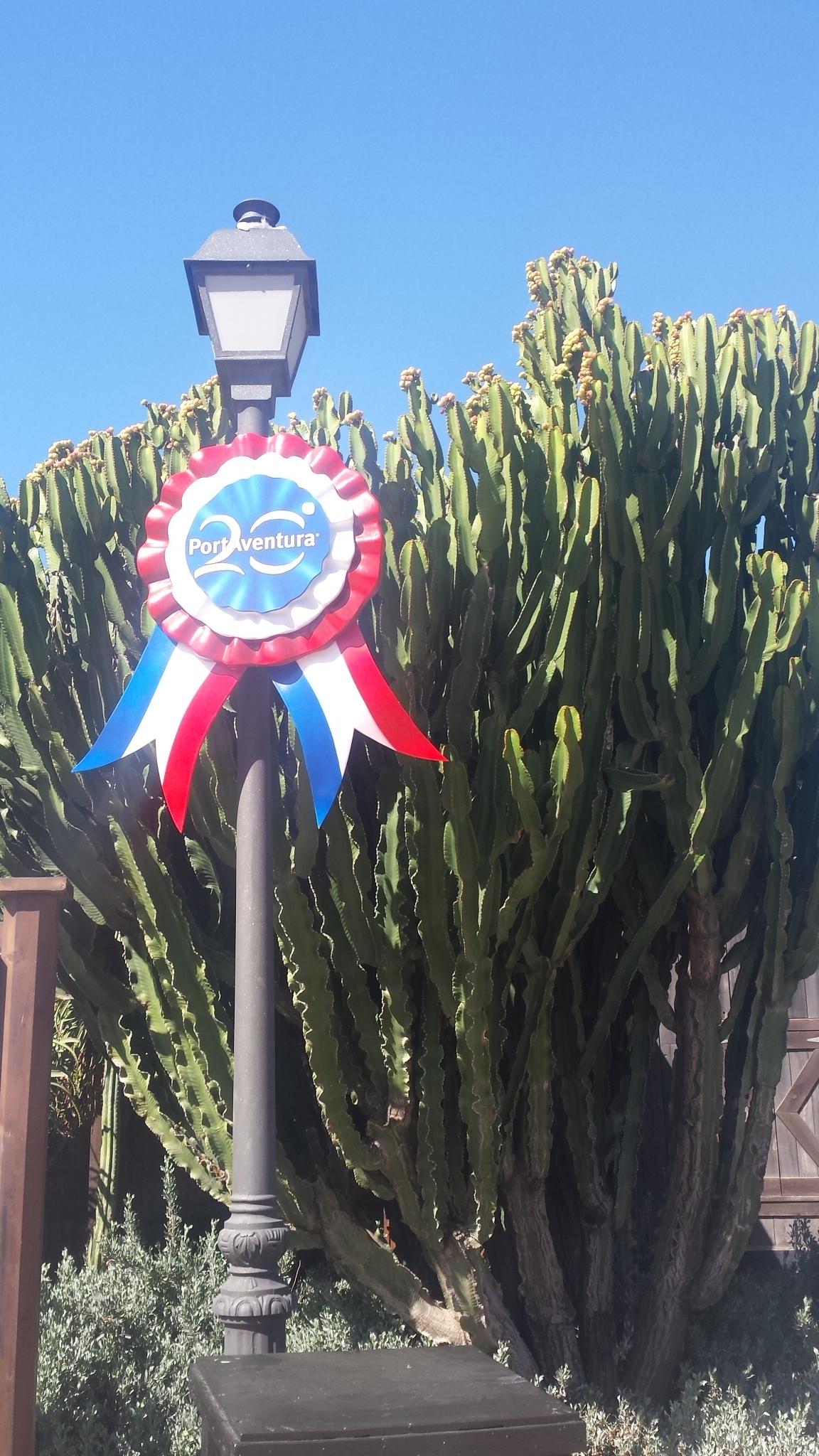 20th Anniversary PortAventura