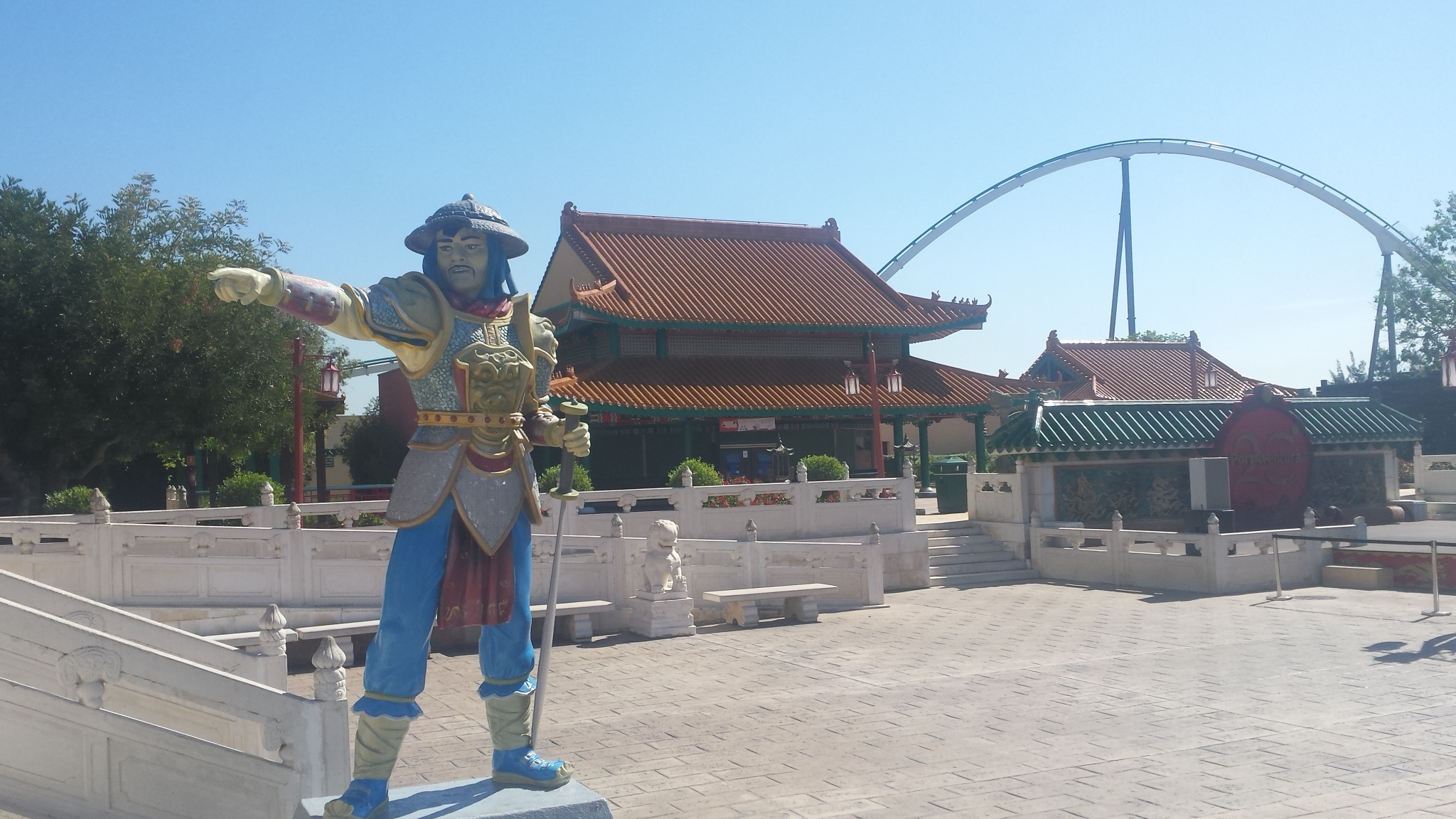 PortAventura China section