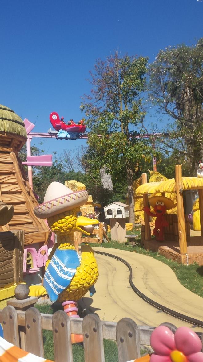 Port Aventura Sesame Street