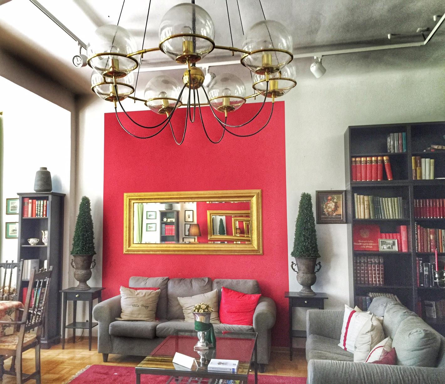 Villa Trapp Living Room