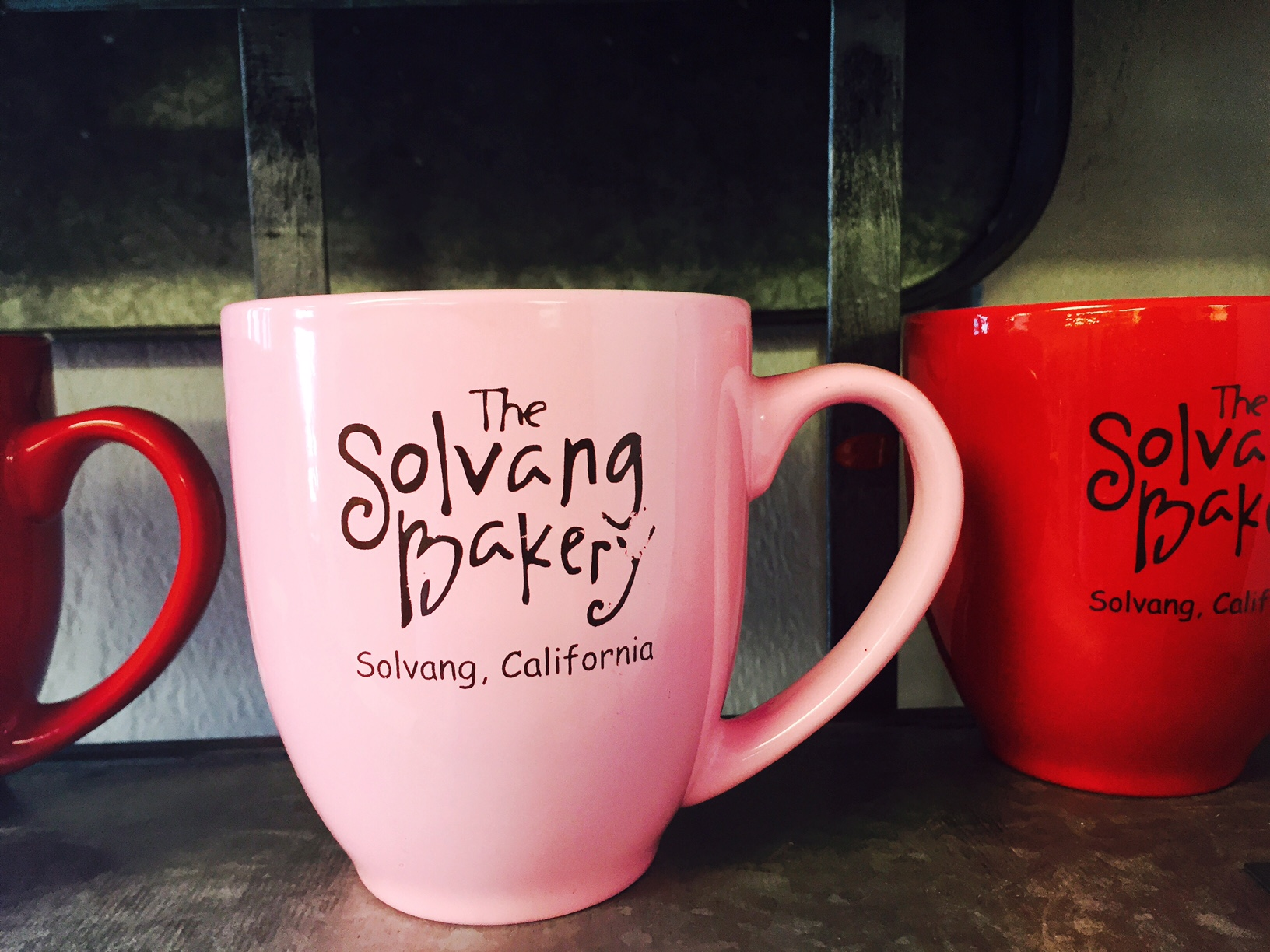 The Solvang Bakery Mug
