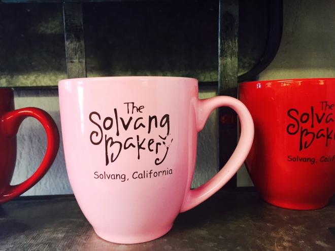 The Solvang Bakery Mug