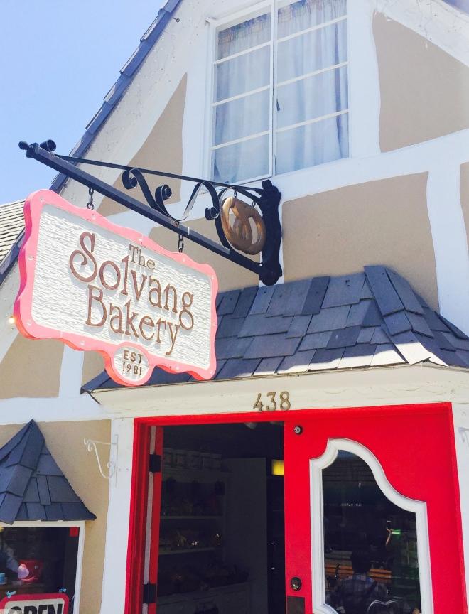 The Solvang Bakery