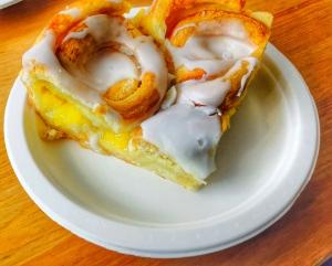 The Solvang Bakery danish