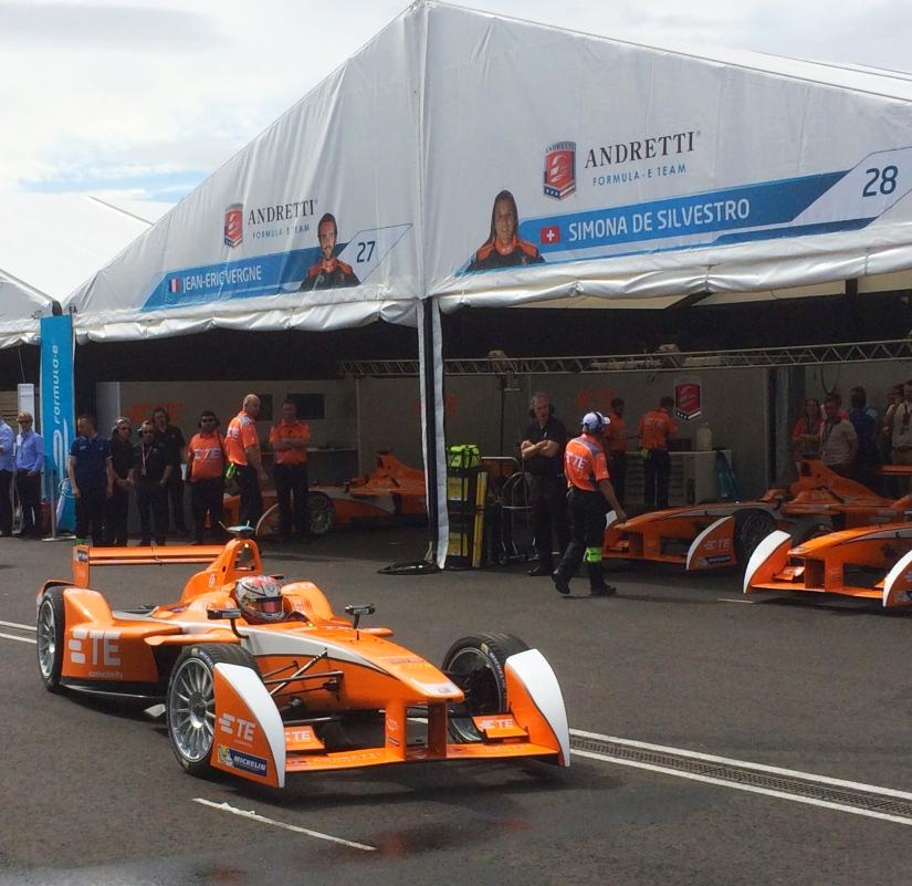Andretti Racing eprix