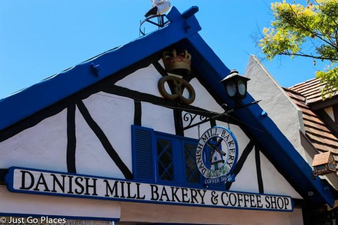 Danish bakery and coffee shop