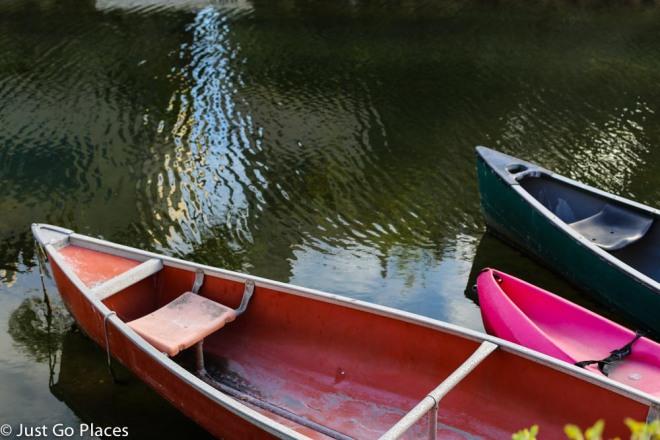 venice beach canal boats