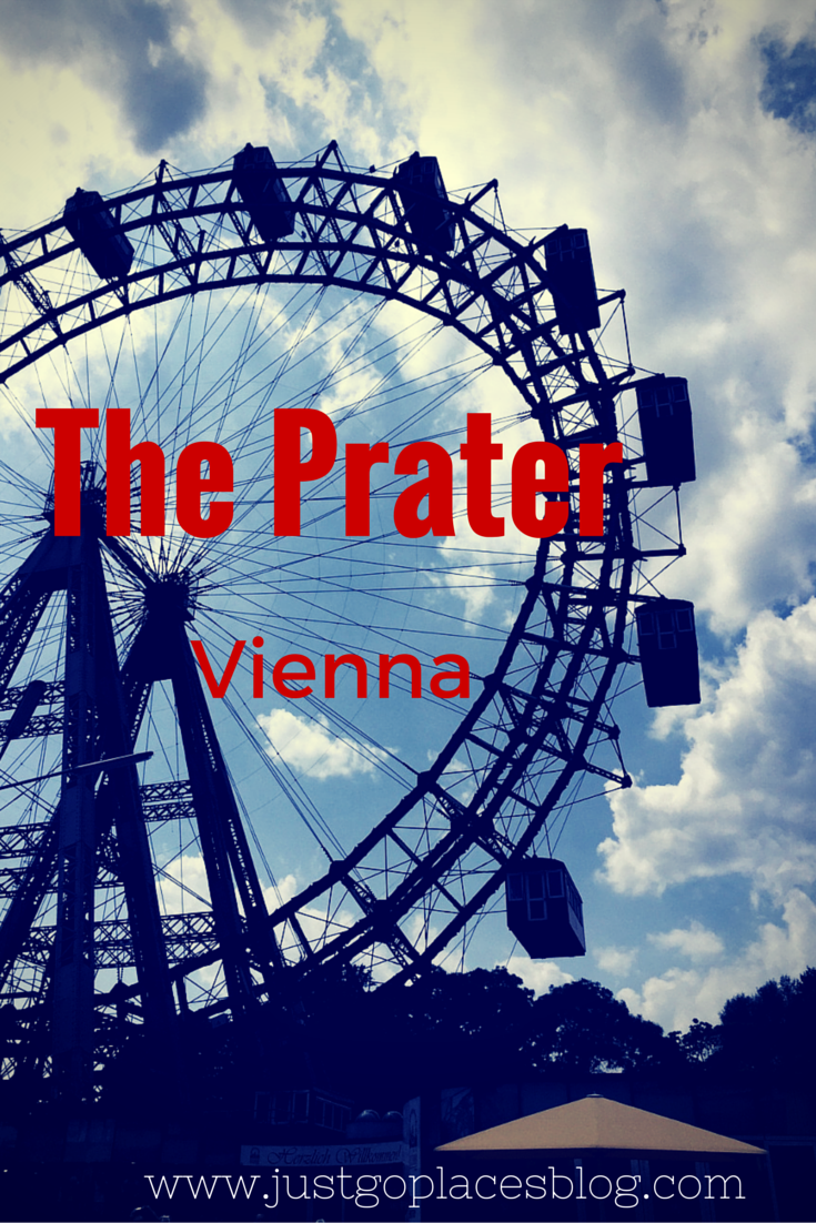 The Prater Amusement Park in Vienna