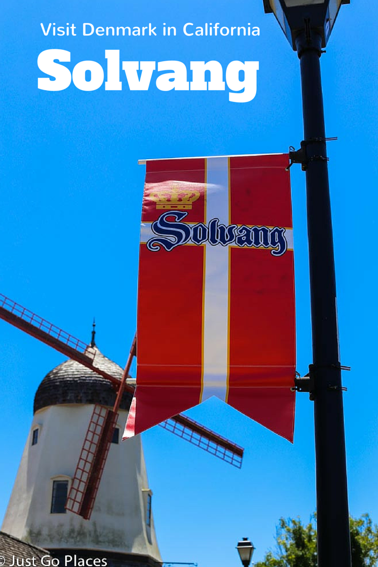 Solvang California recreates traditional Danish architecture and culture