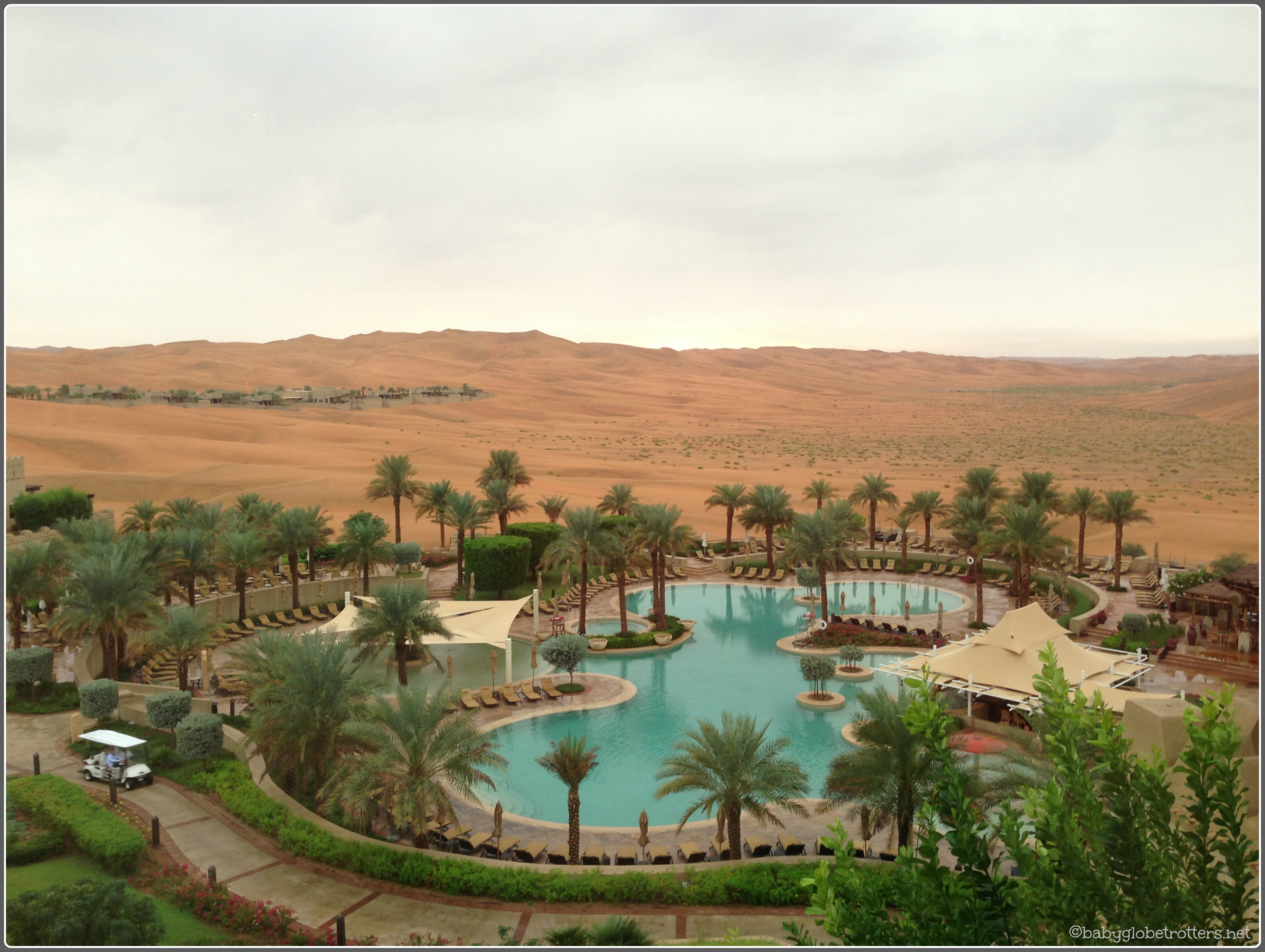 Qasr al Sarab Beach Resort
