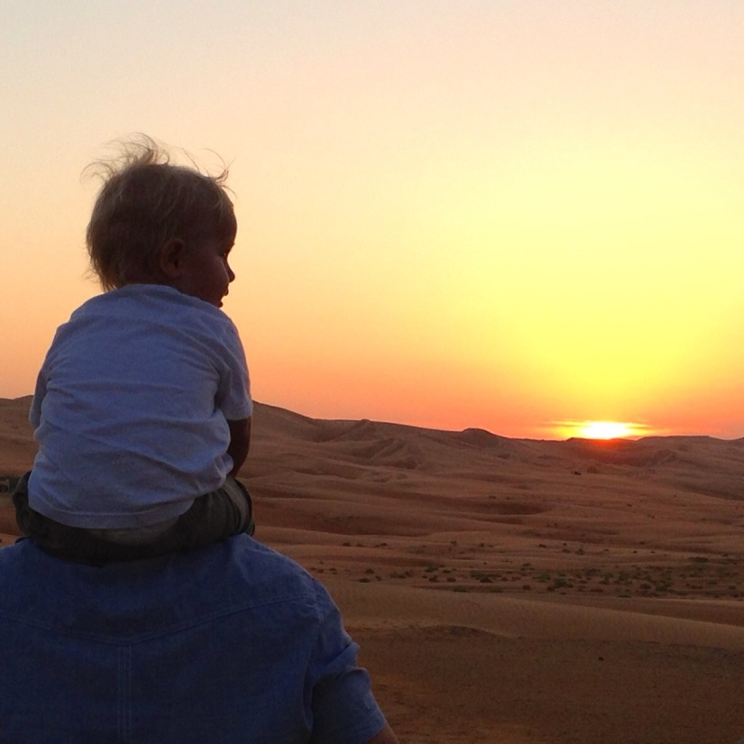The Inside Scoop on Visiting Abu Dhabi With Kids