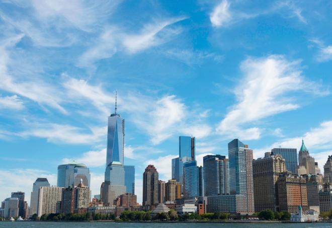 battery park new york city