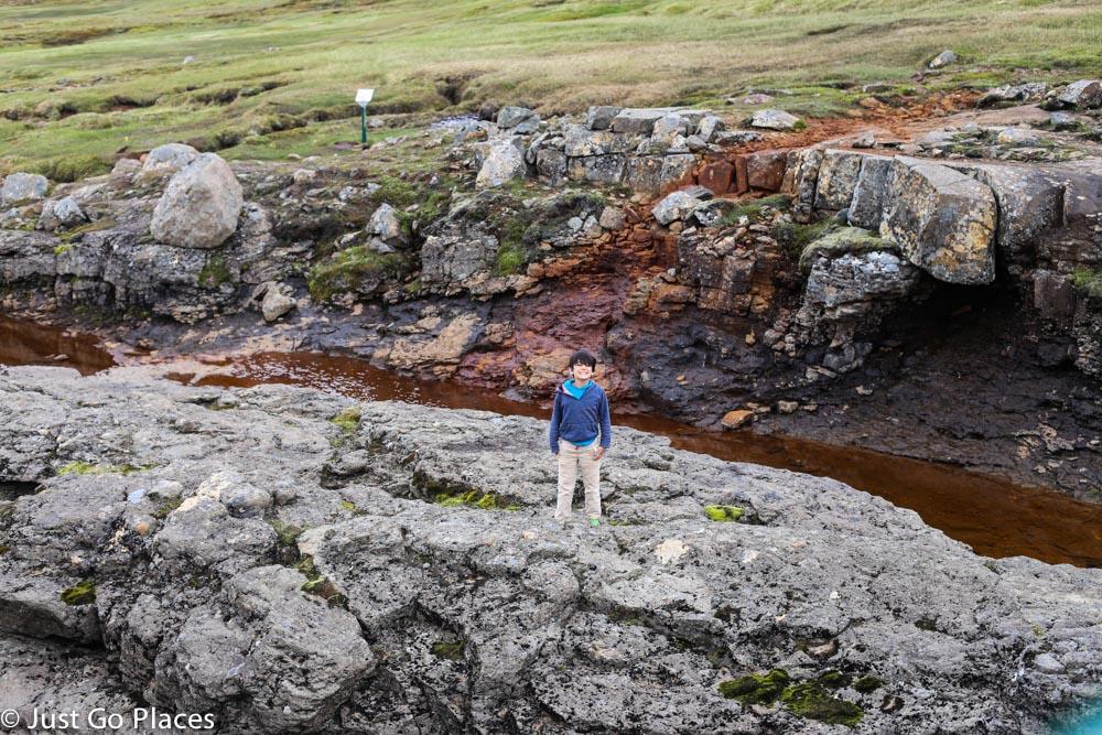 hiking in Seydisfjordur
