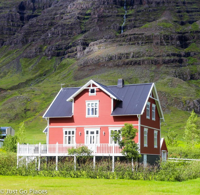 Seydisfjordur Wows with Artsy Charm in the East Fjords ofIceland
