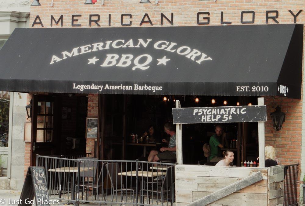 restaurant in Hudson New York