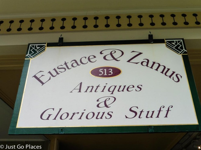 Antiques in Hudson New York