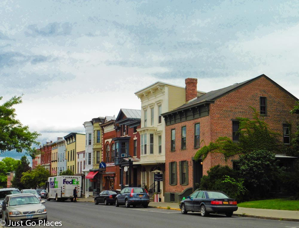street in hudson New York